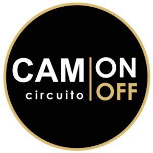 CAM ON circuito OFF logo